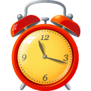 clock_retro_yellow_128